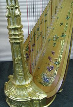 gold harp lyon and healy - Google Search