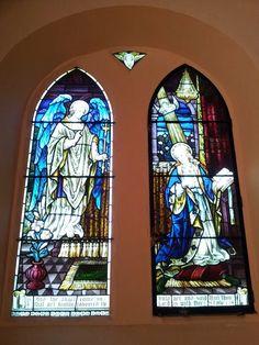 Annunciation in Caux. Riviera, canton Vaud