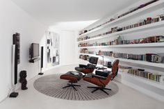 #eames x2. photo © Fernando Guerra, FG+SG Architectural Photography house in Aroeira, Portugal