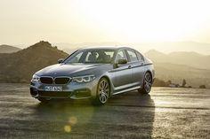 BMW Série 5 M-Sport (2016)