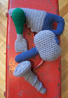 Ravelry: Set of Tools pattern by Kimberly Dunlop