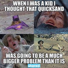 Quicksand issues