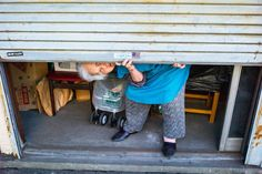 Old People Daily Life in Tokyo – Fubiz Media