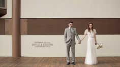 Bryce and Kristin's Wedding // Stein Eriksen Lodge // September 1st, 2013 Sweetest wedding video ever.