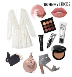 """bunny"" by amyshears ❤ liked on Polyvore featuring Rebecca Minkoff, Splendid, Lime Crime, MAC Cosmetics, Bobbi Brown Cosmetics, NARS Cosmetics, Hillier Bartley and bunnieschicks"