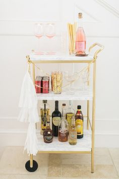 Bar Cart by NalleyCo on $30 Etsy