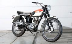 1967 Triumph Mountain Cub