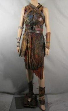 Post Apocalyptic Clothing, Post Apocalyptic Costume, Post Apocalyptic Fashion, Desert Clothing, Conquest Of Mythodea, Larp, Disco Costume, Concept Clothing, Vestidos