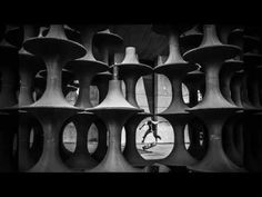 Black and White Photography in Skateboarding - Fred Mortagne Red Bull