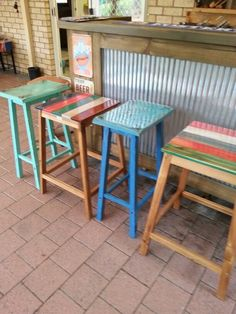 Quirky chairs