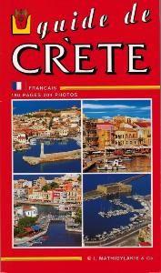 Guide de Crète en français 180 pages & 204 photos