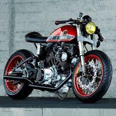 Modification Yamaha Cafe Racer (160)