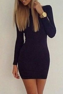 Long Sleeve Dresses For Women Trendy Fashion Style Online Shopping | ZAFUL - Page 7