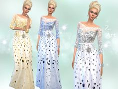 The Sims Resource: Crystal Glitter by Zuckerschnute20 • Sims 4 Downloads