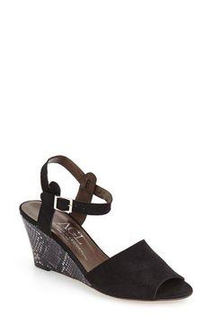 AGL 'Alyssa' Wedge Sandal (Women)