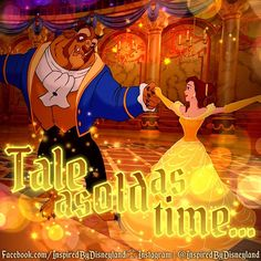 Tale as old as time...