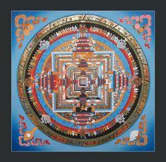 Handmade Products: Tibetan Buddhist Thangka Paintings