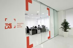 typography3 Office Signage, Office Branding, Wayfinding Signage, Office Logo, Signage Display, Signage Design, Window Signage, Corporate Interiors, Corporate Design