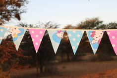 Bunting, Hello Kitty, Playing Cards, Facebook, Garlands, Buntings, Playing Card