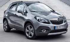#Opel #Mokka. Il SUV-crossover tedesco più amato dagli italiani. Unico nel design, dinamico e dalle tecnologie più avanzate.