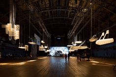 philippe parreno orchestrates an experiential installation at park avenue armory