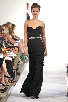 Oscar De La Renta - Runway - Spring 2013 Mercedes-Benz Fashion Week