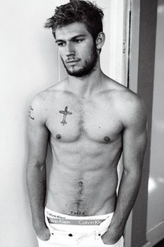 holy gorgeous man.