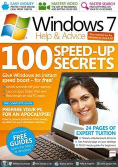 Windows Help & Advice 95. 100 speed-up secrets.