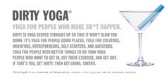 Yoga anyone? Sweat & Sew!
