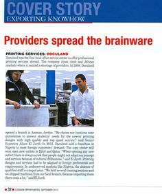 WeRe Featured In Lebanon Opportunities March Issue  Media