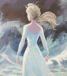 Frozen Disney, Frozen Art, Frozen Movie, Olaf Frozen, Funny Princess, Disney Princess Art, Anime Princess, Disney Fan Art, Disney And Dreamworks
