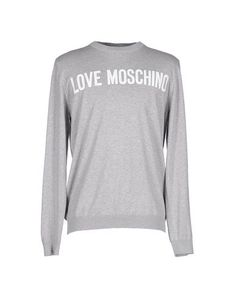 LOVE MOSCHINO Jumper. #lovemoschino #cloth #top #pant #coat #jacket #short #beachwear
