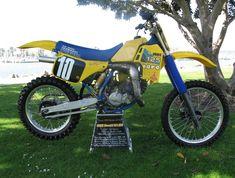 1986 Bob Moore Suzuki RA125