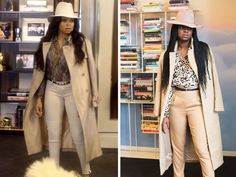 An associate editor at the New York Times proves to us the power of Empire's Cookie Lyon. Curvy Fashion, Love Fashion, Fashion Outfits, Womens Fashion, Fashion Wear, Stylish Eve, Empire Style, Business Casual Outfits, Cookies Et Biscuits
