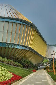 Qingdao World Horticultural Expo Theme Pavilion / UNStudio