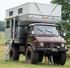 Unimog camper..