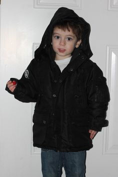 I <3 Mason's new coat from #cookieskids! He loves it too, so many pockets for holding all his secret treasures!