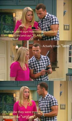 Melissa and Joey!!