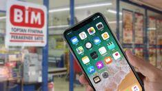 Çeşitli markalara ait birçok orijinal ürünü piyasa değerinin oldukça altında satan BİM, önümüzdeki hafta Apple'ın en yeni akıllı telefonu iPhone X'u muhteşem bir fiyat etiketiyle satışa çıkaracağını duyurdu. #bim #iphonex #apple #ios #türkiye #haber #blog #tech #teknoloji