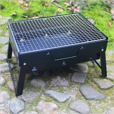 Outdoor portable barbecue stove, barbecue grill, barbecue BBQ tool