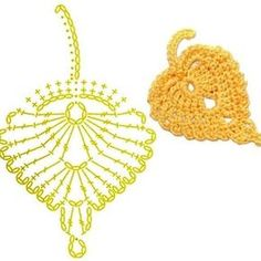 Simple Branch Irish crochet pattern / tutorial with step-by-step pictures, written instructions and charts. Crochet Leaf Patterns, Crochet Earrings Pattern, Crochet Leaves, Crochet Motifs, Form Crochet, Crochet Diagram, Crochet Bracelet, Crochet Chart, Thread Crochet