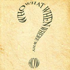 Hogwarts > Library > Most Recent Books Mark Tattoo, I Tattoo, Cool Tattoos, Hogwarts Library, Team Logo Design, Drama School, Yummy Mummy, Mind Tricks, Question Mark