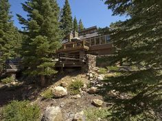 House vacation rental in Truckee, CA, USA from VRBO.com! #vacation #rental #travel #vrbo