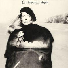 Joni Mitchell - Hejira (Vinyl)
