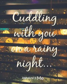 Cuddle Quote