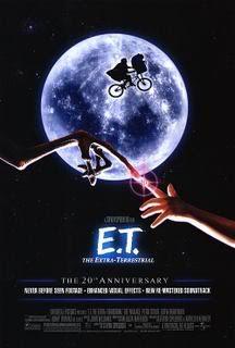 Cartaz de E.T.