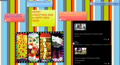 lino is an online web sticky note service that can be used to post memos, to-do lists, ideas, and photos anywhere on an online web canvas. Christmas Dishes, Christmas Candle, Christmas Fun, Online Web, Some Ideas, Sticky Notes, Beautiful Christmas, Happy New Year