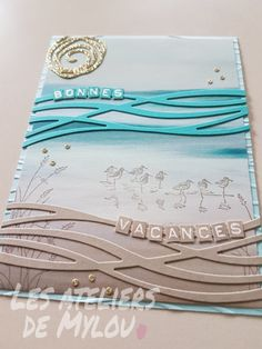 Serene Scenery, Swirly Bird by Stampin' Up!