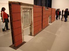 Gordon Matta-Clark Bingo installation 1