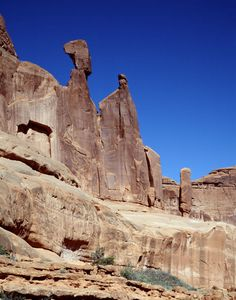 An article that will make you want to visit America's National Parks.